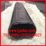 Tubulação especial da seção (Q235 A36 St37 Q345 A106 GrB)