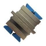 Sc/LC/FC/St /Upc/APC 싱글모드 다중 상태 단순한 이중 금속 광섬유 접합기