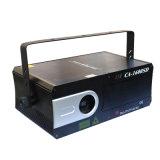 El club enciende la luz laser de la animación del RGB de la luz laser de la animación del poder más elevado