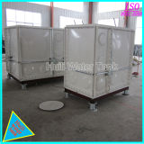 Réservoir de stockage de l'eau de PRF carré