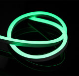 屋外アルミニウムLEDのプロフィールライトLEDネオン屈曲のBrightron LEDロープライト