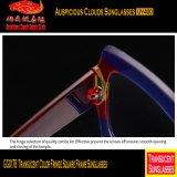 Óculos de sol do frame do quadrado da franja da cor de Gg0178 Transucent