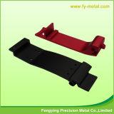 Furação de chapa metálica personalizada com o uso de escala de peças de Estampagem