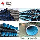 Tubi ondulati doppi di drenaggio dell'HDPE 300mm Sn4 Sn8