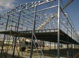 Vorfabrizierter StahlkonstruktionGodown/Stahlkonstruktion-Lager