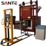 Four à résistance électrique industriel pour l'acier gâchant durcissant le four de fonte