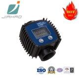 Compteur de débit liquide chimique portatif électronique de turbine de flux pour l'urée et le Def (K24)