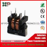 Transformadores y tipo de las bobinas Uu9.8