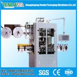 Automatische Flascheshrink-Hülsen-Etikettiermaschine der Dosen-Pm-150