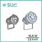 DC24V 16W FOCO LED impermeable con certificación CE (SLS-32)