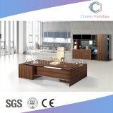 Einfacher Entwurf 1.8m L Form-Führer-Tisch mit seitlichem Schreibtisch (CAS-ED31414)