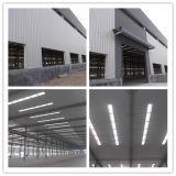 Fabrik-Zubehör-schnelles Bau-Zwischenlage-Panel-Stahlkonstruktion-Gebäude