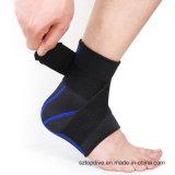 Fornire la parentesi graffa di caviglia supplementare del neoprene di forma fisica di disegno di compressione e di sostegno