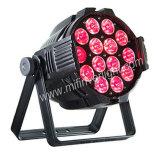 54PCS 3W RGBW LED NENNWERT 64 Licht