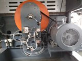 Stempelschneidene Flachbettmaschine mit dem automatischen Führen und dem manuellen Führen