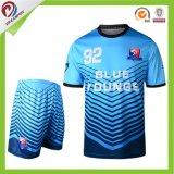 [درمفوإكس] صنع وفقا لطلب الزّبون رياضة لباس 100% بوليستر [مويستثر-ويكينغ] كرة قدم جرسيّ