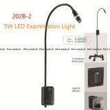 LED 5W de alta calidad del examen médico quirúrgico de piso de la luz de la Prop Examen CE de la luz de la aprobación del FDA