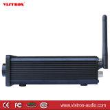Amplificador de potencia audio bajo estupendo estéreo de alta fidelidad popular de la clase D de la radio 2 X50W del canal de Vistron Bluetooth 2