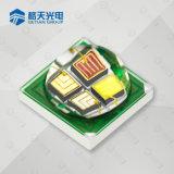 1개의 빨간 녹색 파란 백색 6000-6500K 4W 3535 RGBW 단계 빛 LED에 대하여 공장 가격 4