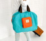 210d Polyester Bolsa de viaje plegable, Ligero Bolsa plegable