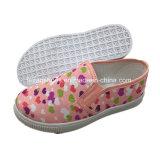 Les Enfants de chaussures en toile confortables chaussures occasionnel d'injection de gros (ZL1219-1)