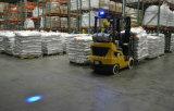 Nouveau produit camions Mine Point bleu 10W phare de travail à LED