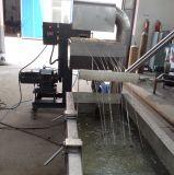 Fibre plastique PET Pelletzing Ligne d'Extrusion