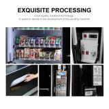 Combinado de buena calidad Snack y bebida fría máquina expendedora LV-205 L-610A