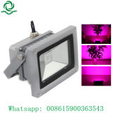 20W 30W 40W 50W proyector LED crecer para invernadero