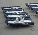 船外エンジンを搭載するLiya 2-5mの安く堅い外皮の膨脹可能なボート