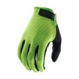 Перчаток мотоцикла перчаток воздуха спринта Flo перчатки желтых off-Road (MAG121)