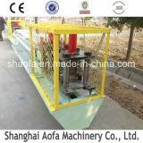 Heißer Verkaufs-geformte Rollen-Blendenverschluss-Tür-Stahlrolle, die Maschine bildet