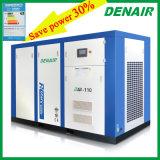 75 M3/Min Hochleistungswasserkühlung/abgekühlter VSD Schrauben-Luftverdichter