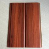 2개의 황금 선 Cielo Raso De PVC를 가진 중간 강저의 PVC 천장 벽면 인쇄