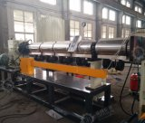 Caixa de PE de PP de alta eficácia de dois estágios/Passo Máquina de granulação do extrusor