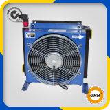 유압기 냉각기 유압 팬을%s 가진 공기에 의하여 냉각되는 열교환기