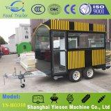 Café mobile fait sur commande Van de Yieson