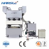 Estructura de acero Press/Closed-Door puerta tipo máquina de estampado de piel