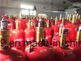 Sistema automático del extintor de la fuente directa 70L-120L 5.6MPa FM200 de la fábrica
