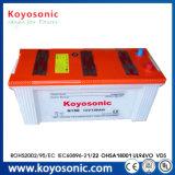 판매 N100 12V 100ah를 위한 시동기 건전지 100ah 자동 건전지는 비용이 부과된 자동 자동차 배터리를 말린다