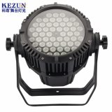 IP 65 Waterproof DJ Light for Outdoor Concert Training course Lighting 54* 3W LED BY Light