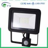 projector preto do sensor da indução do sensor de movimento do escudo PIR de 10W 20W 30W 50W 100W