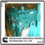 発電機のディーゼルモーターCumminsの無声三相ディーゼル機関6CTA8.3-G1