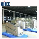 Empilhadas avançada máquina de desidratação de lamas para tratamento de águas residuais