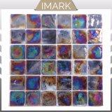 Mosaico all'ingrosso di vetro delle mattonelle della piscina del Rainbow