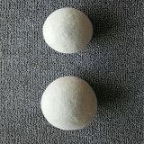 Bille de lavage personnalisée de vêtement de bille de dessiccateur de laines de 100%
