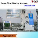 Machine automatique de soufflage de corps creux de doubles palettes de paquet