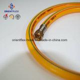Boyau à haute pression de jet de PVC Corée d'approvisionnement de constructeur de la Chine