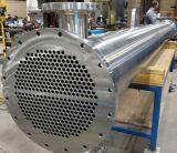 石油の精錬のための熱伝達装置