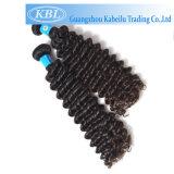 Человеческие волосы 2014 девственницы Kbl Unprocessed свободные курчавые бразильские